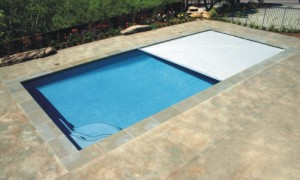 Automatic Slatted Pool Cover